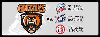 Grizzlys Wolfsburg next games