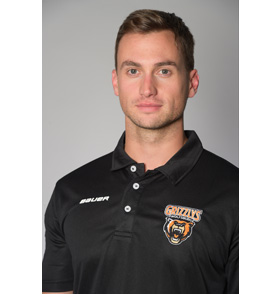 Anton Blessing - Fitness- und Athletiktrainer - GRIZZLYS WOLFSBURG
