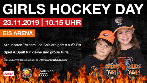 GIRLS HOCKEY DAY 2019